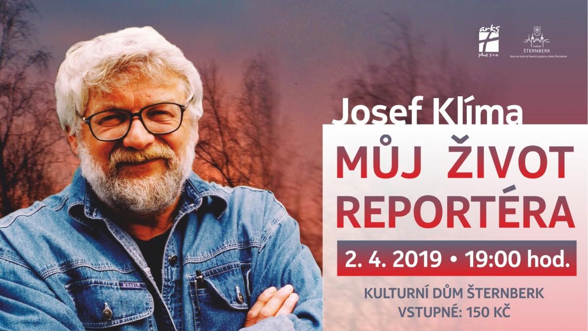 Josef Klíma - můj život reportéra