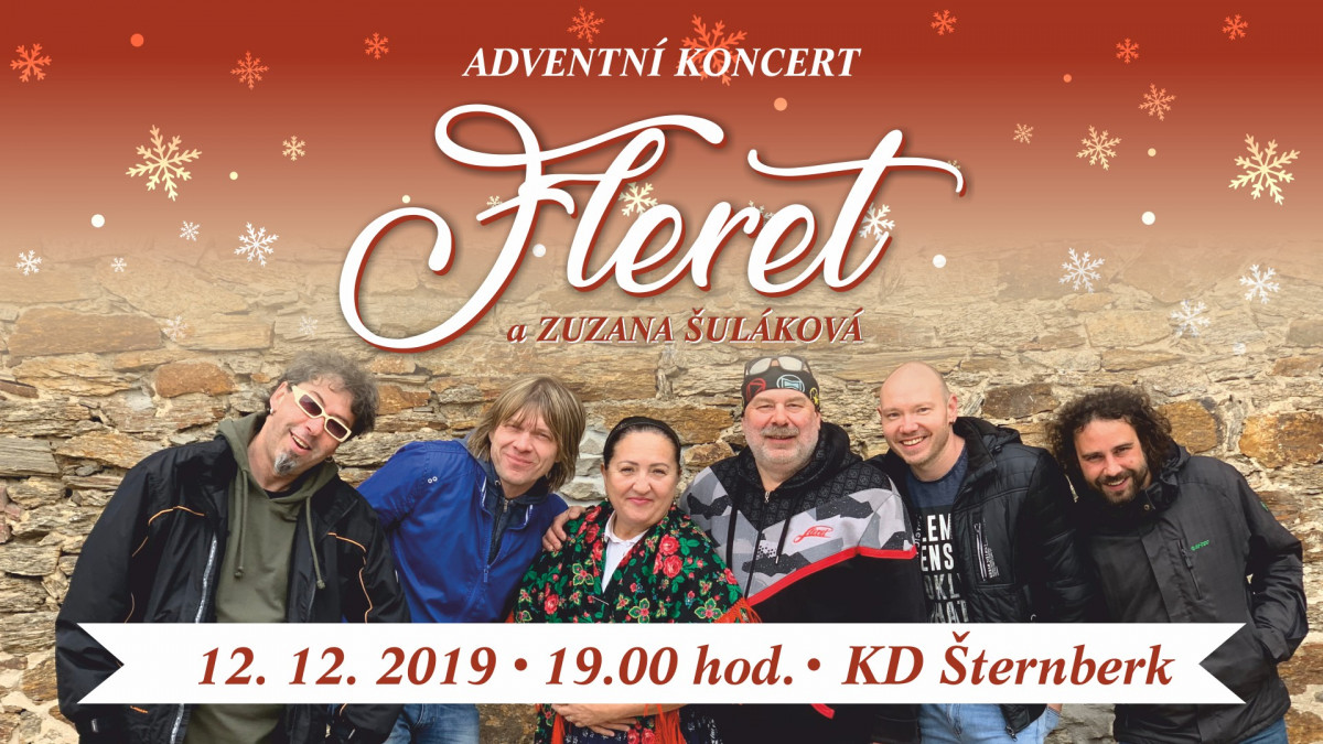 Adventní koncert Fleret